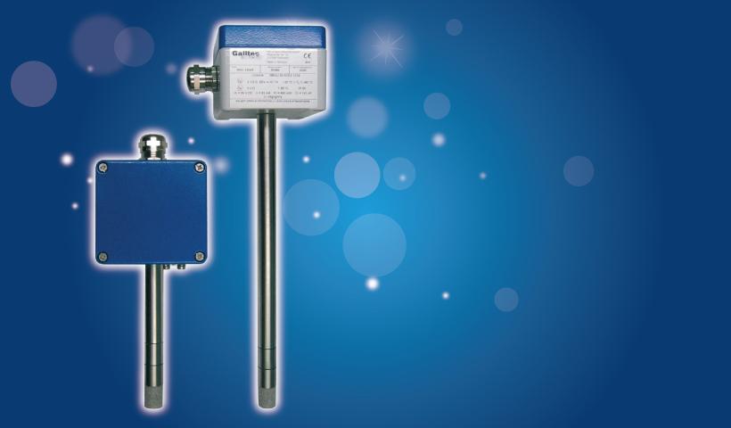 德国GALLTEC 工业型温湿度变送器/温度传感器/温湿度传送器